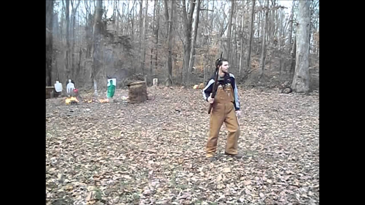 The GunFather: Trick Shot Tuesday- **Annie Oakley Ricochet Fireball**
