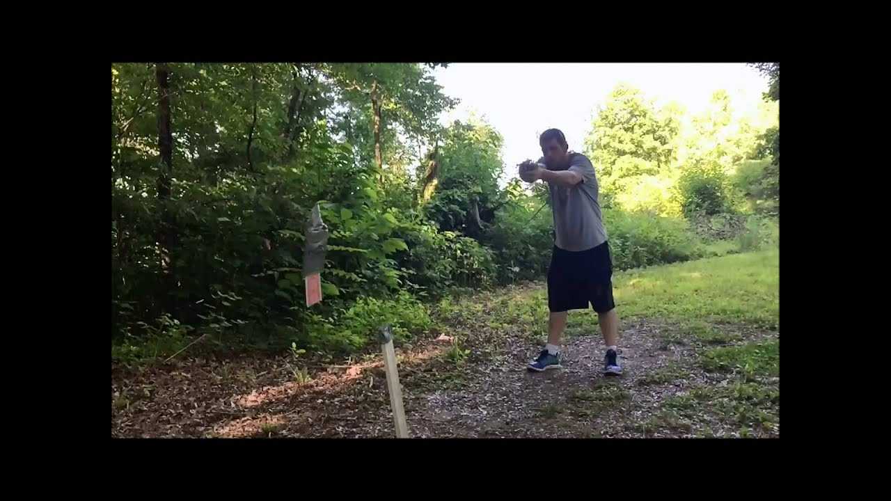 The GunFather: Trick Shot Tuesday- **Double Swinging Card Split**