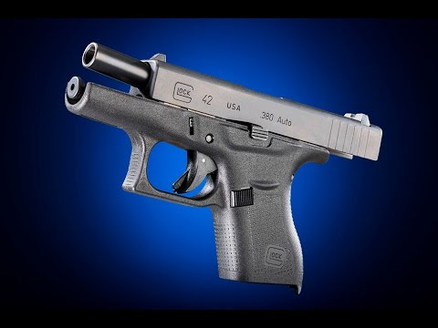 Glock 42 in 380 Test & Review #103