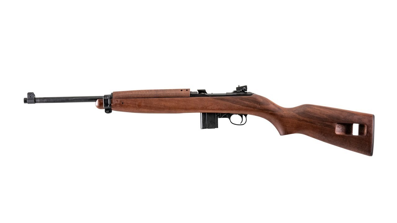Introduction to the Inland Manufacturing M1Carbine