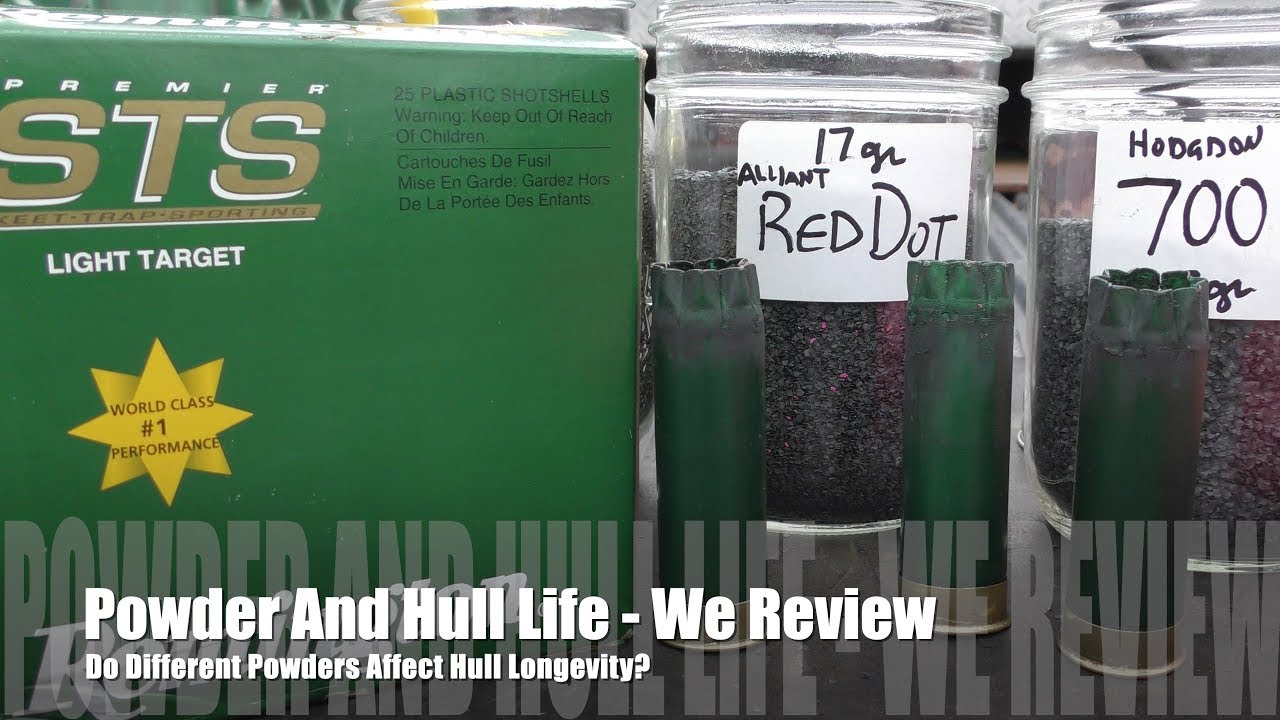 Does Powder Contribute to Hull Deterioration? We Review
