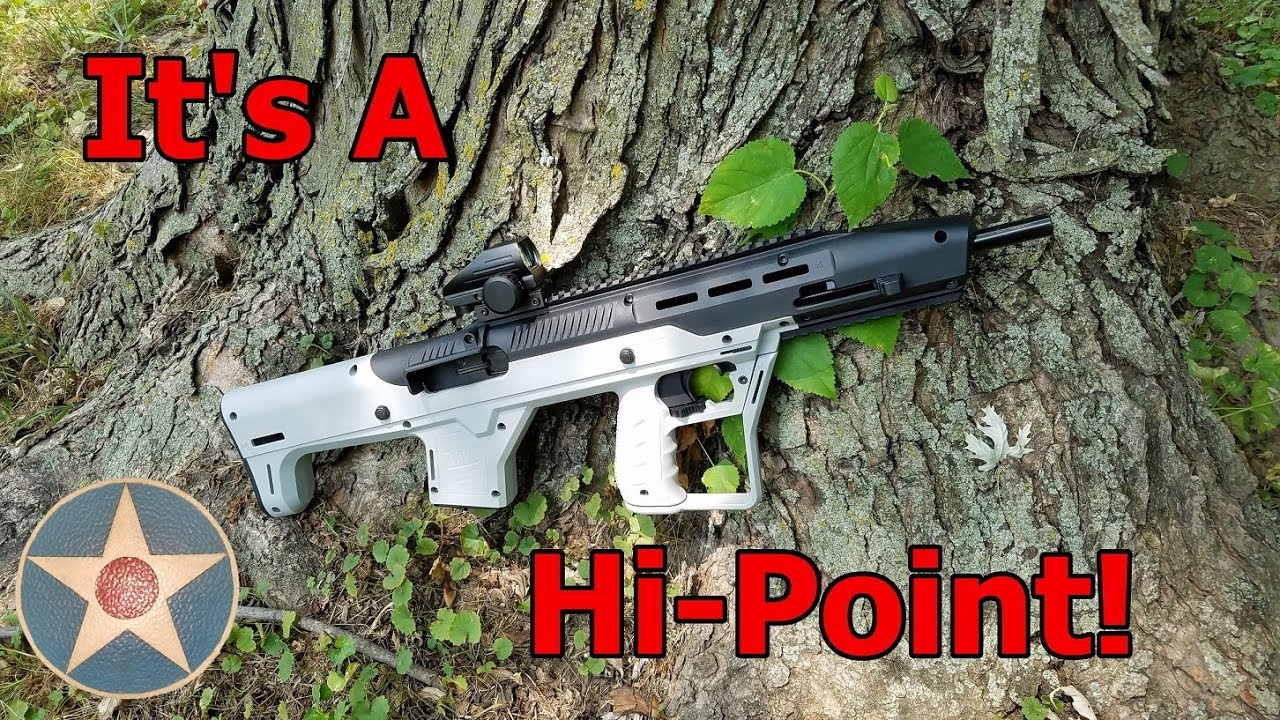 Hi Point / High Tower Bullpup Stock Review (Tricked Out Hi-Point First Impressions)