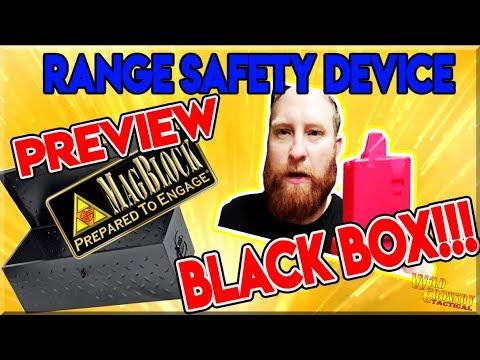 Black Box Preview!!! MagBlock INC. Range Safety Devices. Anteris Alliance