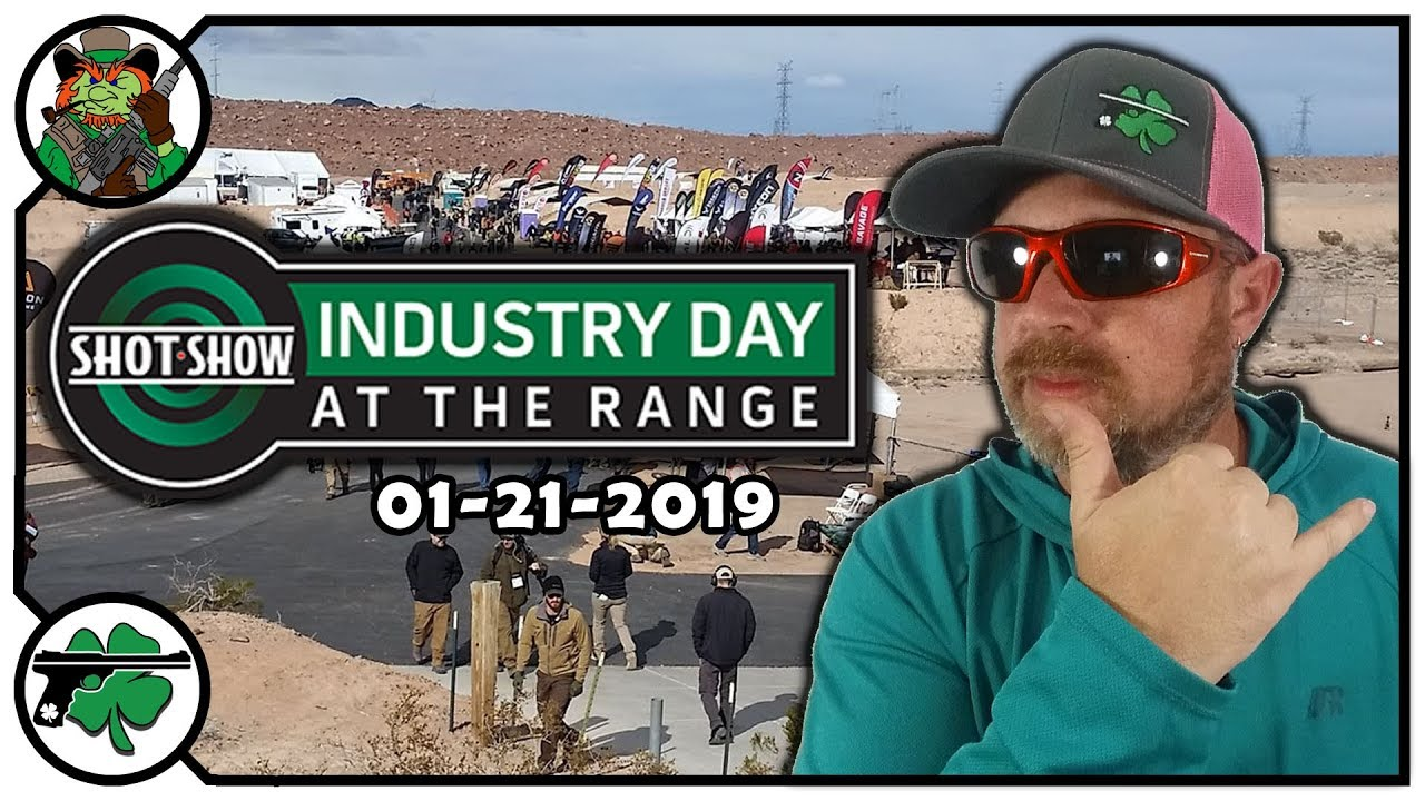 SHOT Show 2019 Industry Day At The Range