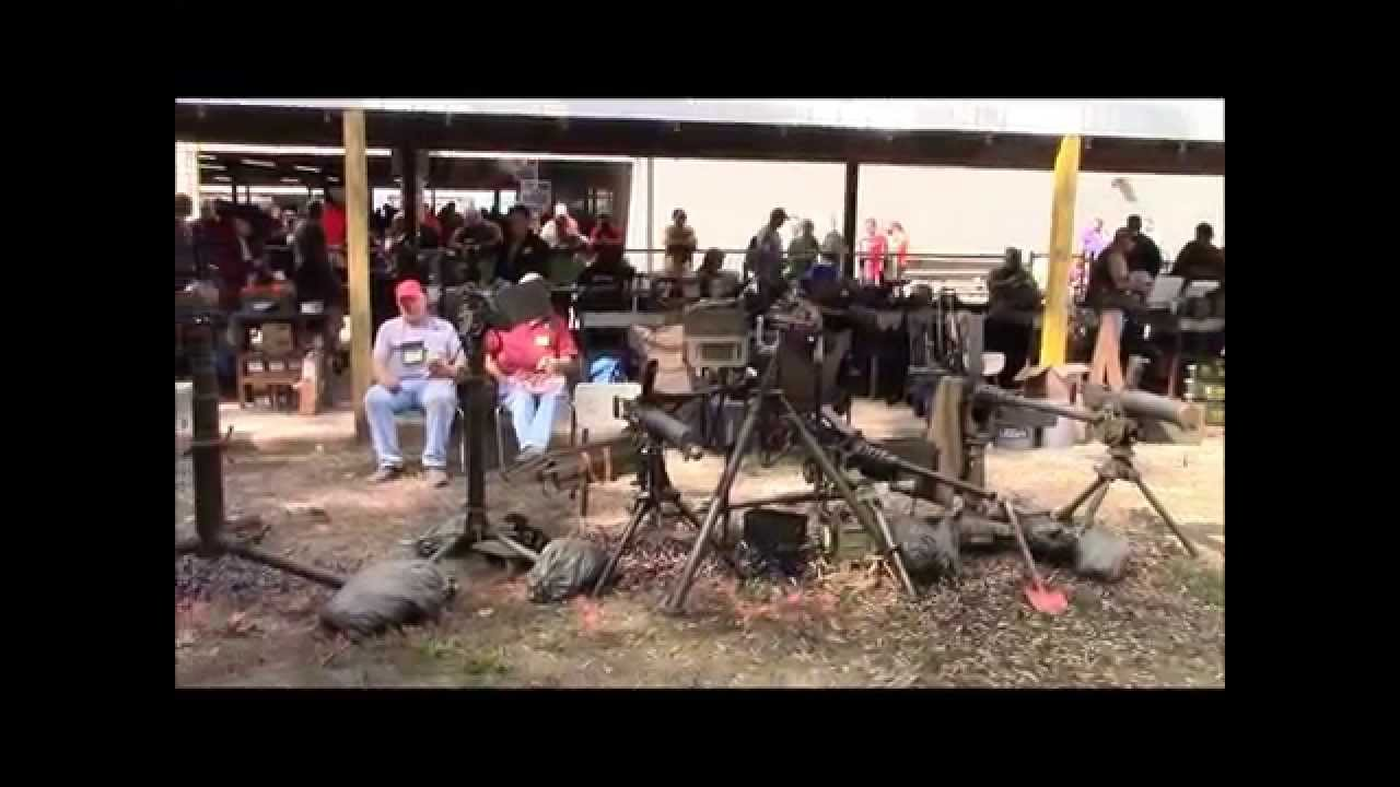 The GunFather: Firearms Friday- Knob Creek Machine Gun Shoot **Fall 2015**