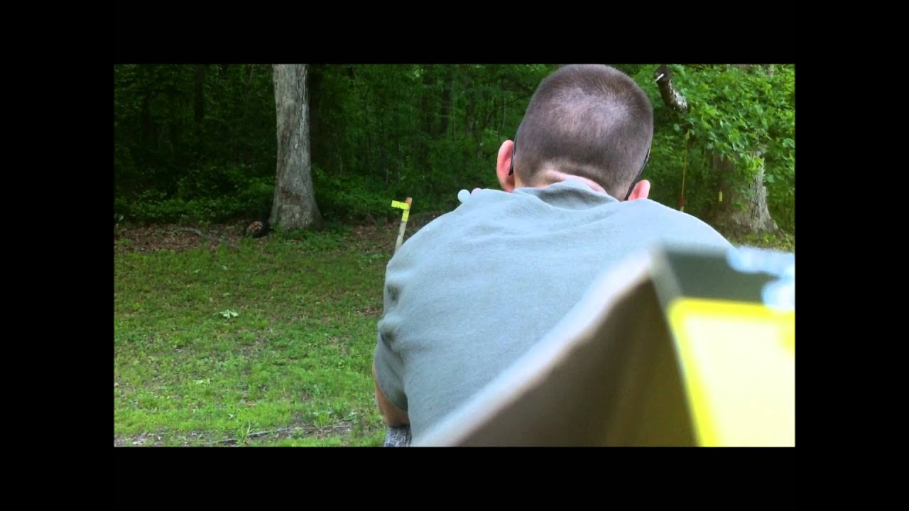 Card Cutting, Bullet Splitting, Balloon Popping  22lr Trick Shot