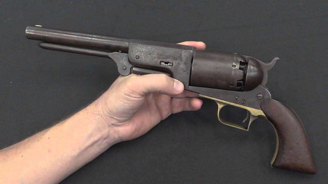 1847 Walker Revolver: the Texas Behemoth