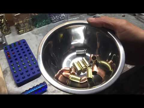 Using Frankford Arsenal Quick-N-EZ Impact Bullet Puller