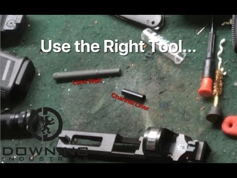 Use The Right Tool...