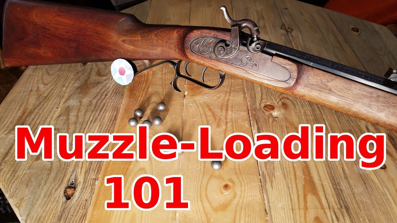 Gone Shootin' Muzzle-loading 101 Edition.