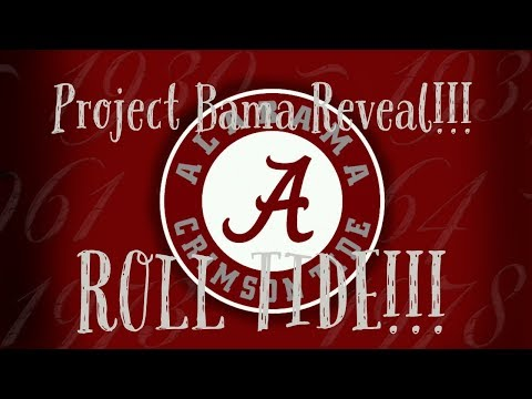 PROJECT BAMA REVEAL!!! IT IS FINALLY HERE!!!