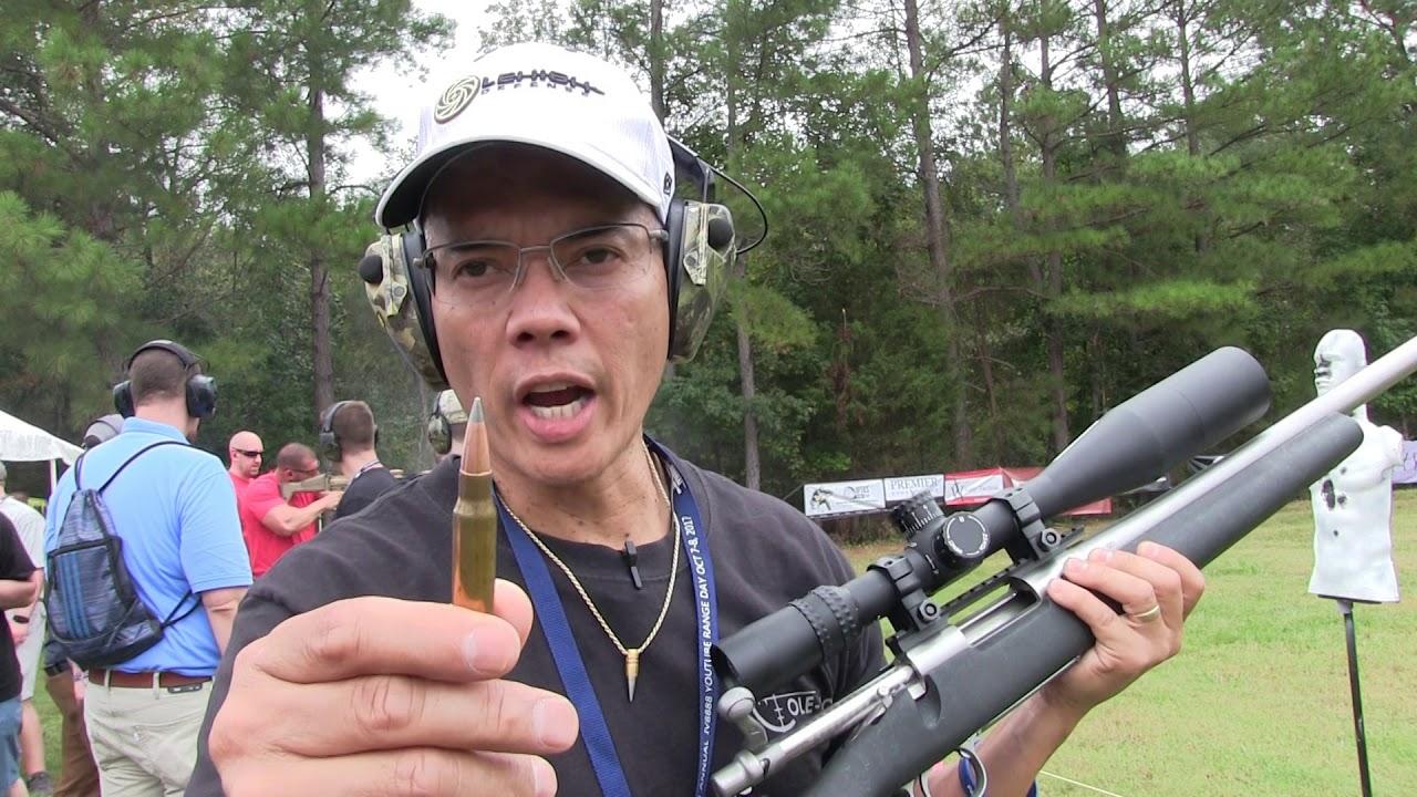 IV8888 Youtube Range Day 2017 Lehigh Defense