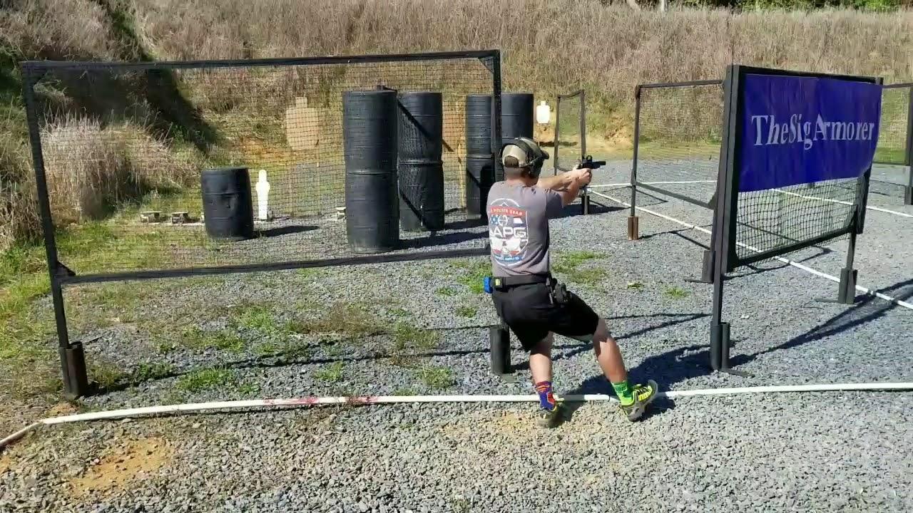 T1 ammunition championship, 2nd open 95.3%