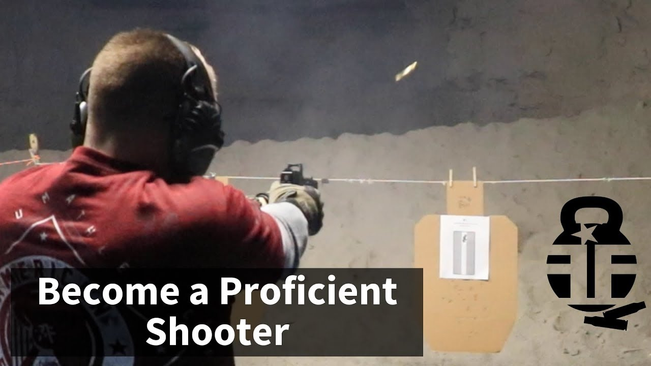 3 Ways to Become a Proficient Shooter