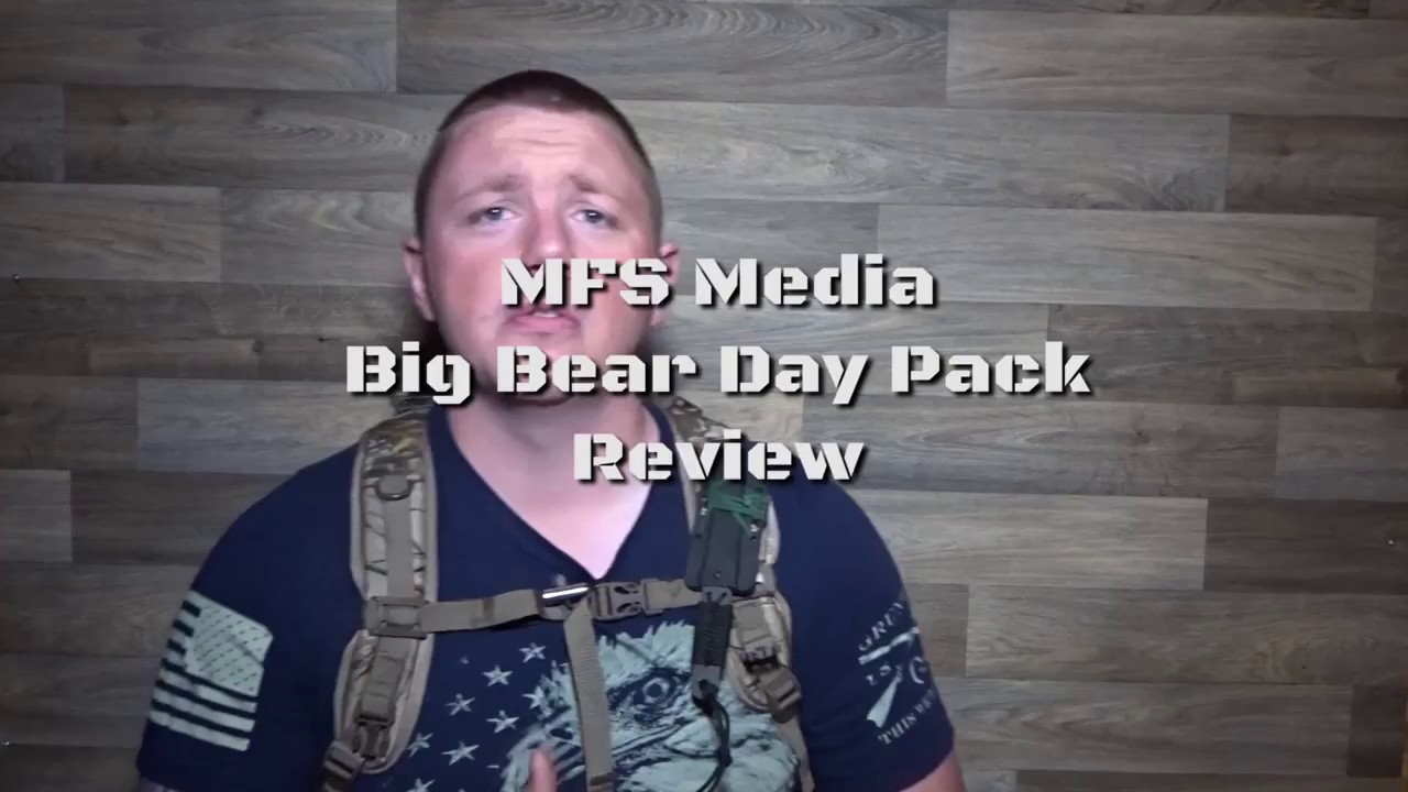 Alps Outdoorz Big Bear Day Pack Review