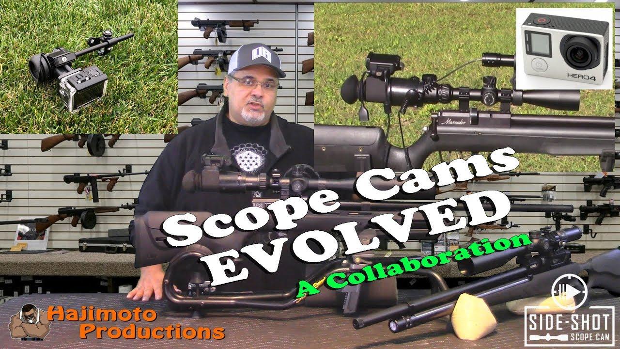 Scope Cam Evolved: A Side-Shot Collaboration