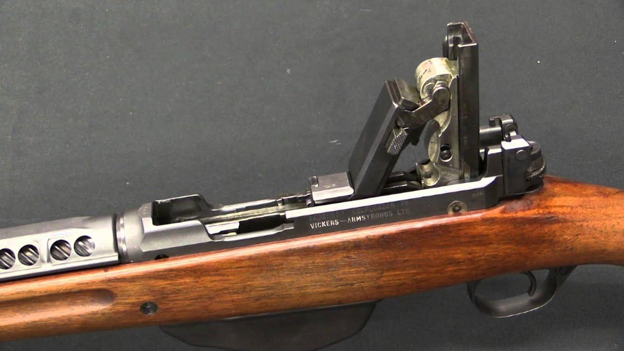Pedersen Selfloading Rifle