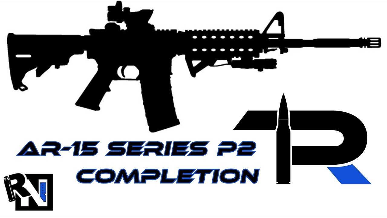 AR-15 450 Bushmaster build and load development part 2 completion