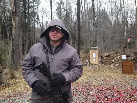 Point Shoot AR with Red Dot dead