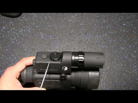 Pulsar Digital Night Vision Recon 750R Monocular Recorder and L 915 Laser IR by Nito Mortera