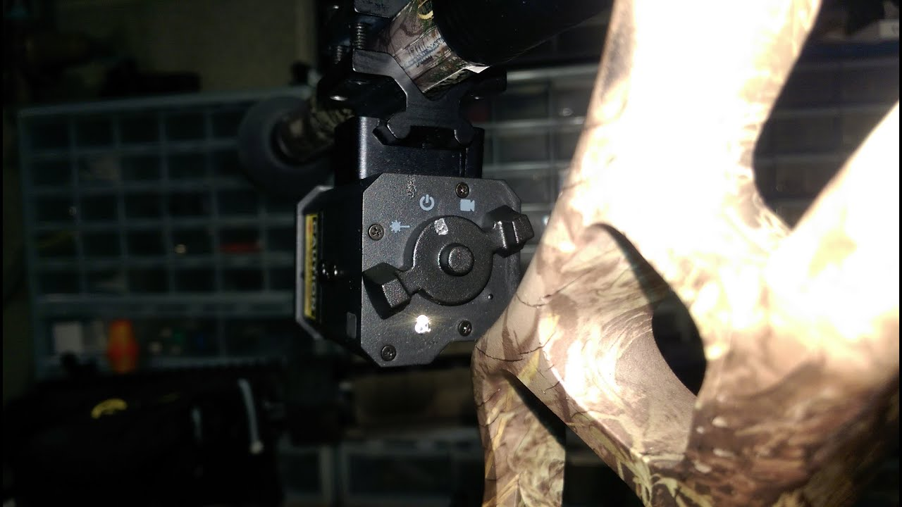ATN Shot Trak Bow Test #5 50 Yards by Archersparadox