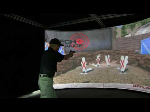 Laser Shot Simulator 2016 NRA Annual Meetings and Exhibits by Nito Mortera