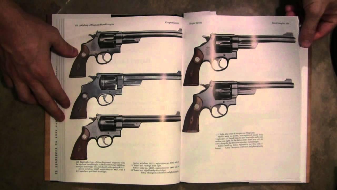 Book Review: MAGNUM - The S&W .357 Magnum Phenomenon