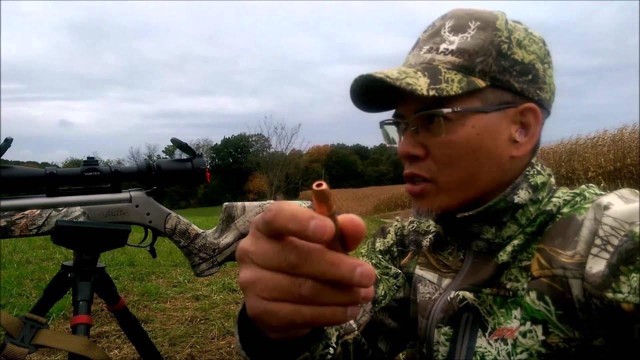 Barnes Bullets TSX 458 ATN Shot Trak by Nito Mortera