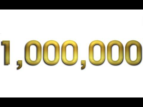 Woohoo 1,000,000 YouTube Views by Nito Mortera