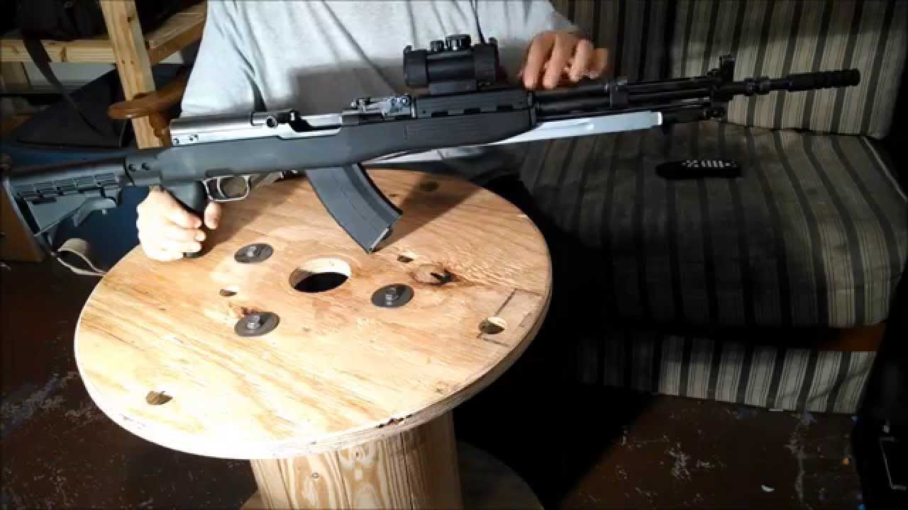 Yugo SKS Project Tapco Intrafuse Stock & 922r Compliance *