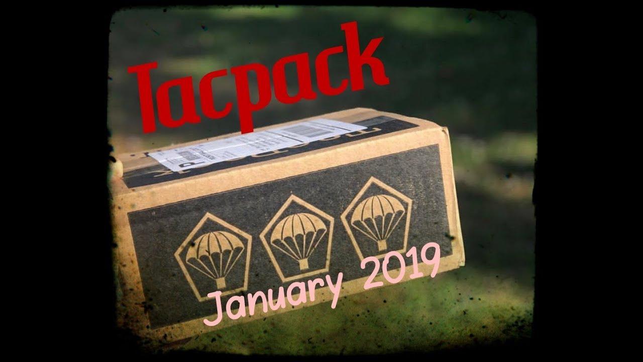 TACPACK | JANUARY 2019