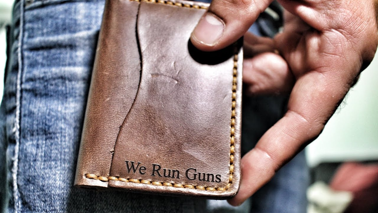 Best Leather Wallet? Driftwood 5 Card