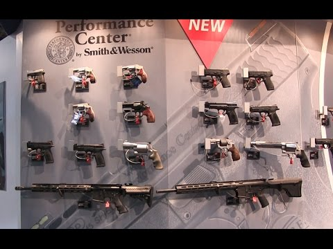 SHOT Show 2017 Smith & Wesson