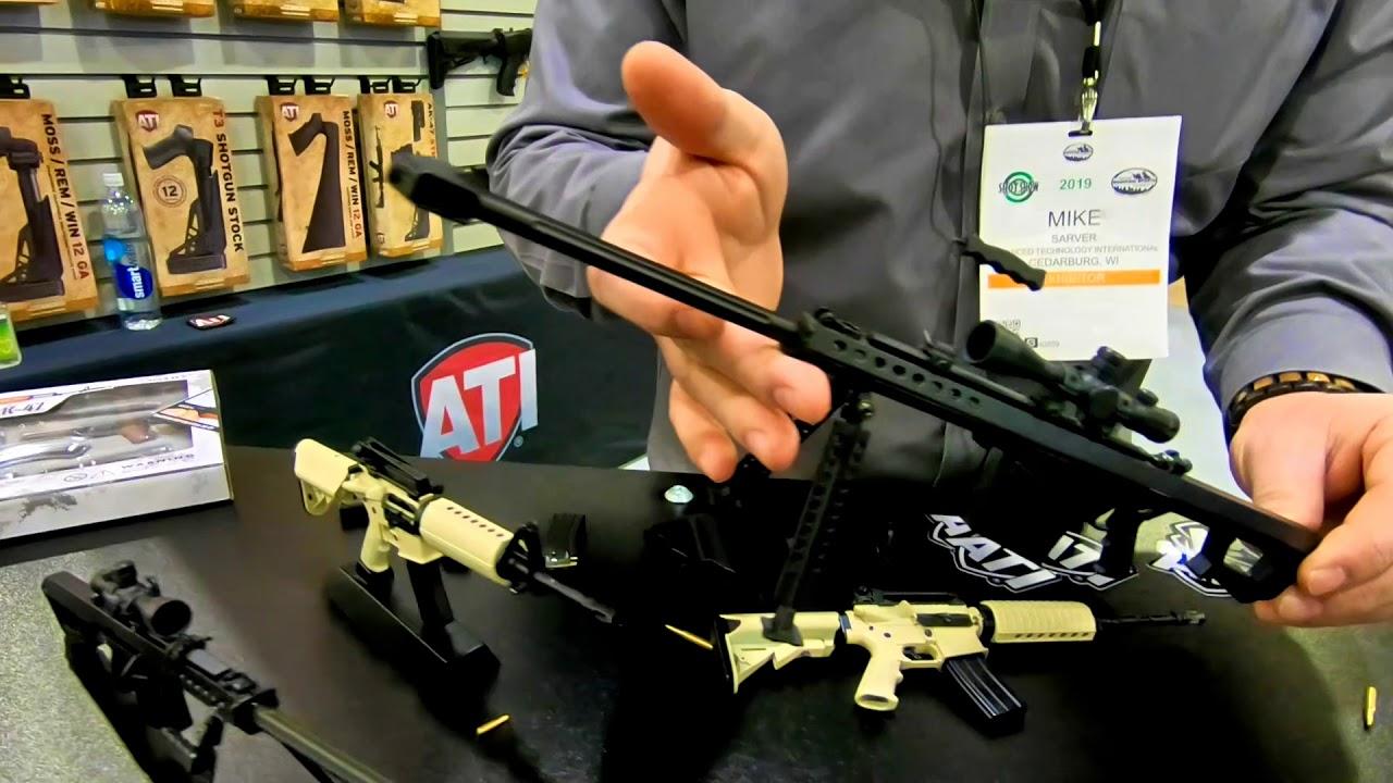 New ATI Minis at SHOT Show 2019