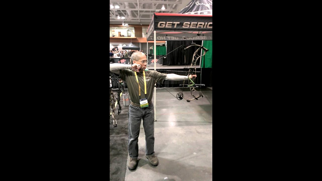 2014 ATA Show Archery Trade Association Hoyt Faktor 2014 Part II