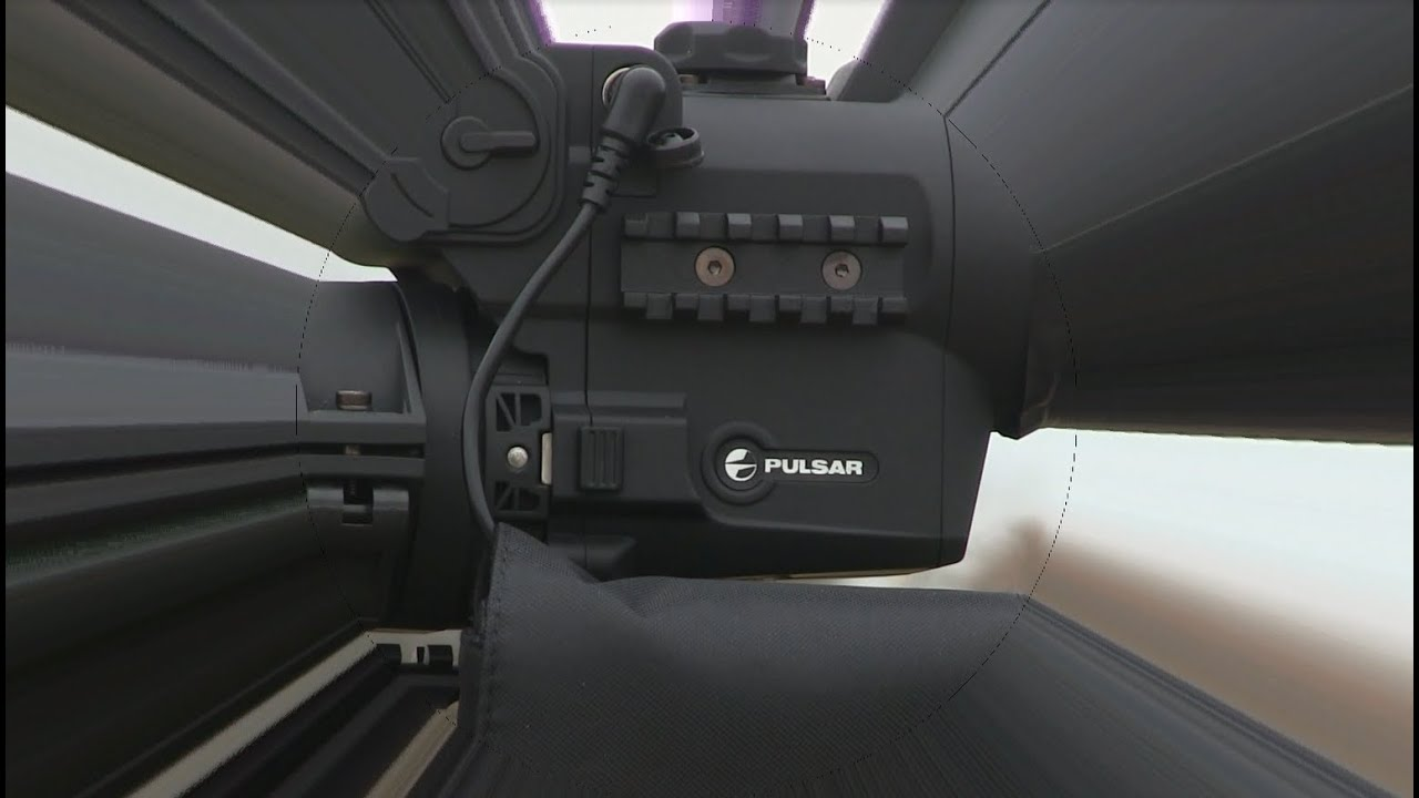 Pulsar Digital Night Vision DFA75 Digital Front Attachment Final Sight In by Nito Mortera