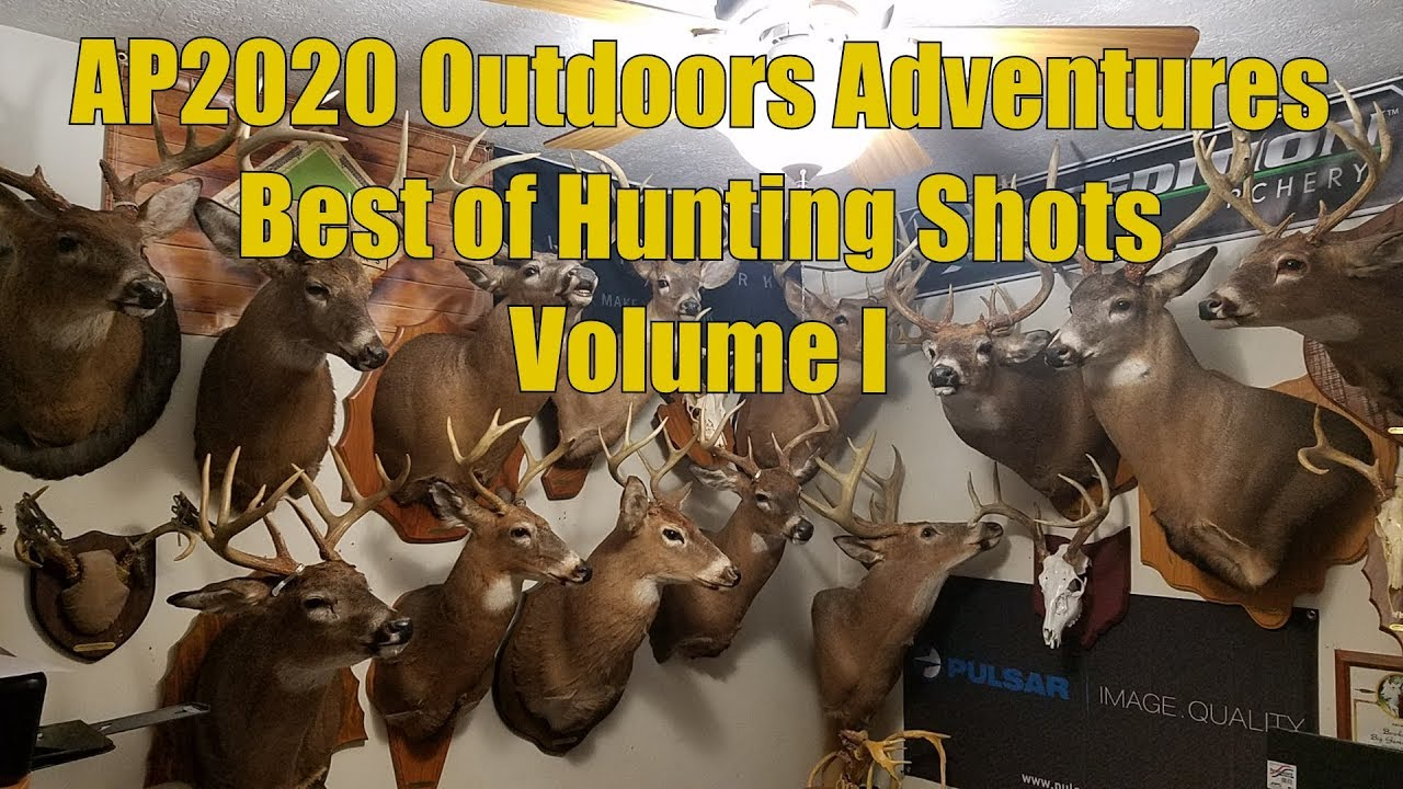 AP2020 Outdoors Best of Hunting Shots Volume I Pulsar Night Vision