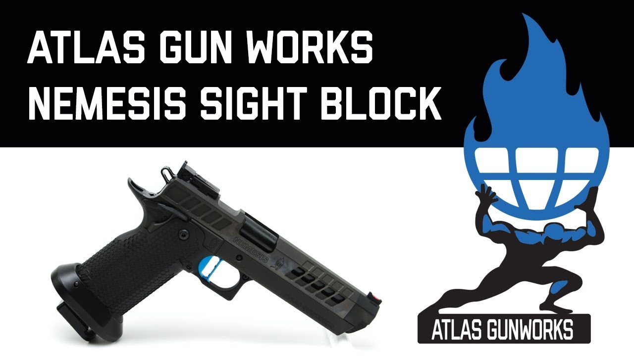 Atlas Gun Work NEMESIS Sight Block 2011