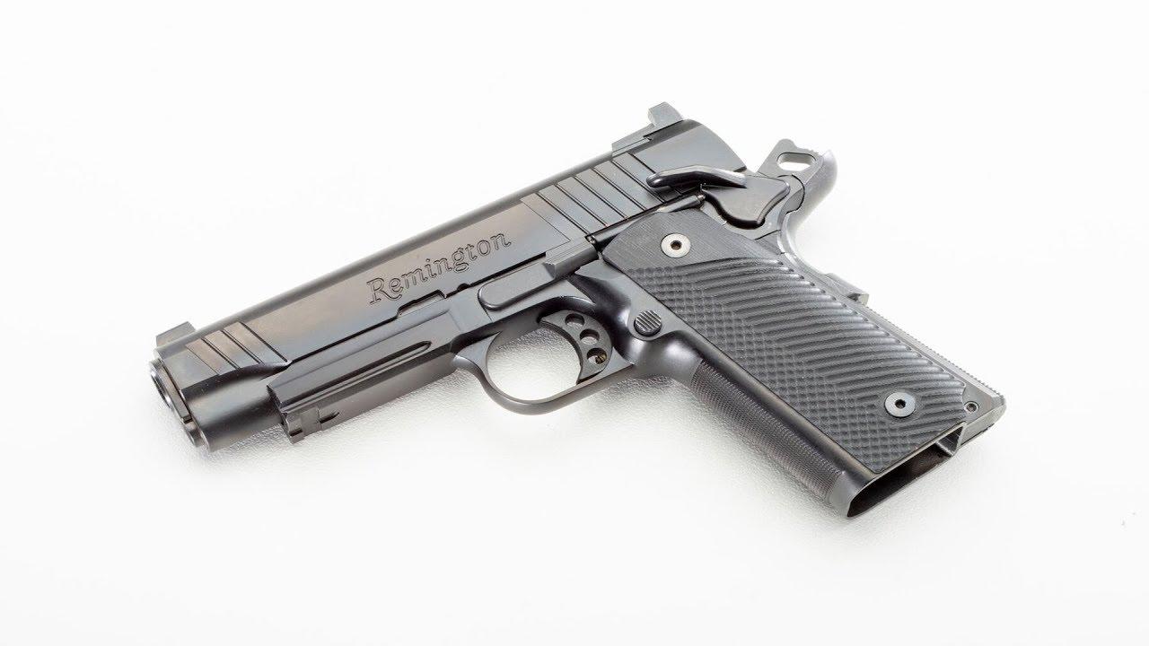 Remington 1911 R1 RECON Commander Double Stack #414