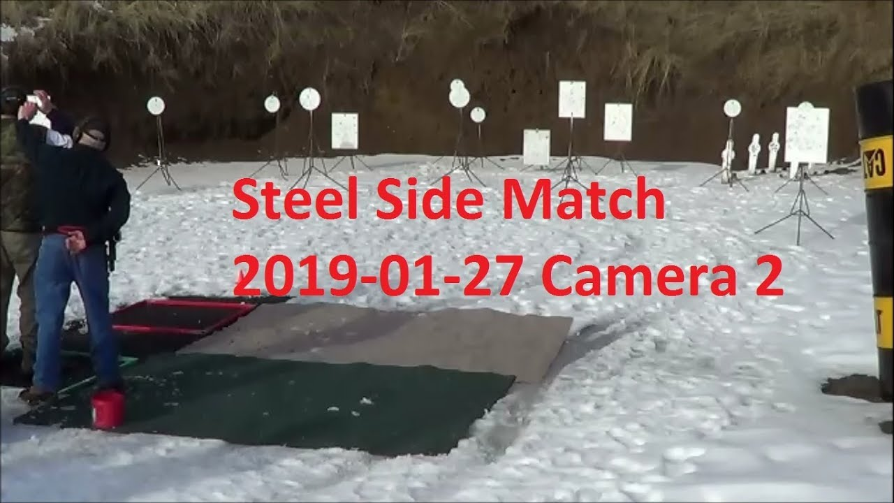 Steel Side Match 2019-01-27  Camera 2