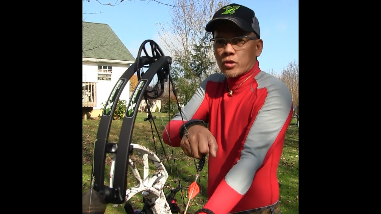 Bowhunting Tip #18 The Proper Bow Grip by Nito Mortera with Archersparadox2020