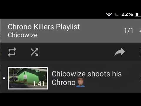 Chrono Killer Playlist is Created