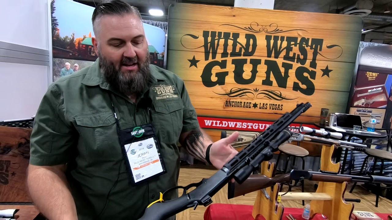 Wild West Guns Copilot SHOT Show 2019