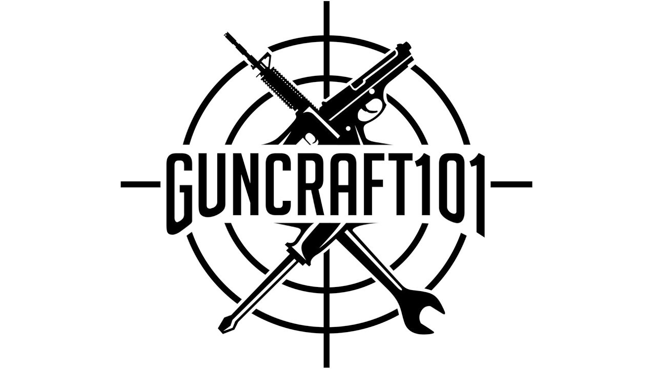 Exciting news!  GunCraft101 YouTube Channel Update.