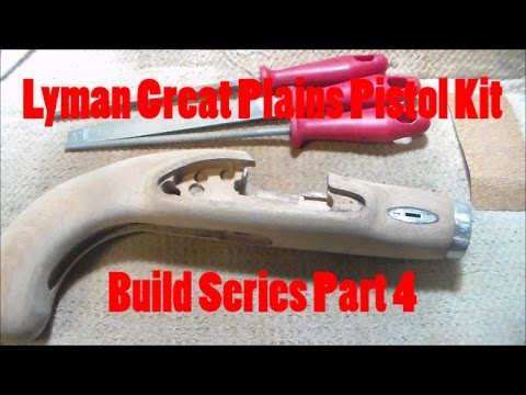 Lyman Great Plains Pistol Kit Build Series Part 4