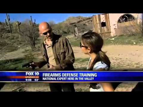 Rob Pincus on Fox Channel 10 (Phoenix) with a New Student.