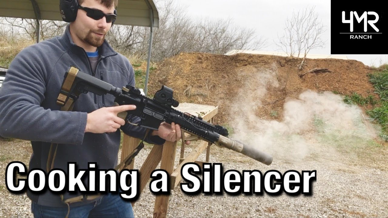 How Fast Do Silencers Heat Up?