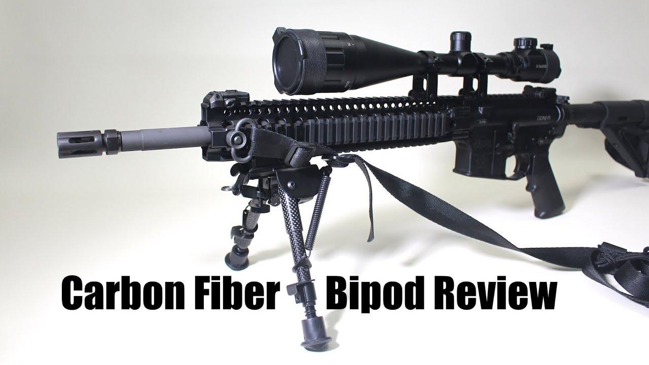 XAegis Carbon Fiber Bipod Review