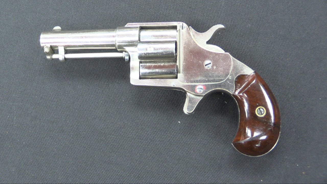 Colt Cloverleaf Revolver