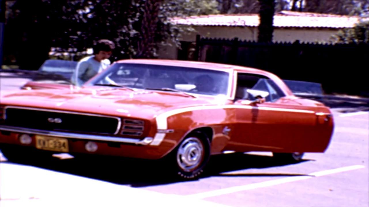 Real Americana #5 Great Camaro and Weddings! 1970-1971